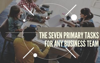 The Seven Primary Tasks For Any Frisco and Plano Business Team